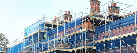 Commercial / Industrial / Domestic Scaffolding Hire Bradford