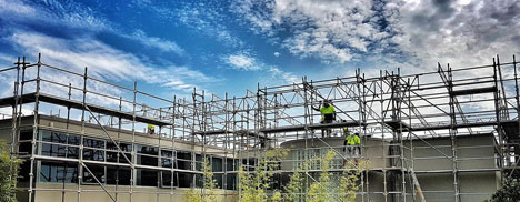 Scaffolding Hire Manchester