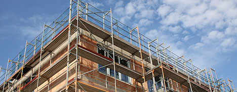 Scaffolding Erection Bradford